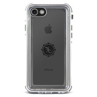 Gecko Ultra Tough Waterproof Case for iPhone 8/7 - Black/Clear