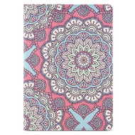 Gecko Designer Folio for iPad 5/Air1,2/Pro9.7 - Pastel Mandala - GG620030