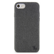 Gecko Fabric Case iPhone 8/7/6/6S - Charcoal - GG840262