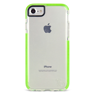 Gecko Ultra Tough Case For iPhone 6/6s/7 Bump -Glow Green - GG840166