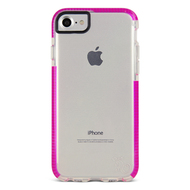 Gecko Ultra Tough Bump Glow Case For iPhone 8/7/6/6s - Pink