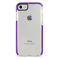Gecko Ultra Tough Bump Glow Case For iPhone 8/7/6/6s - Purple