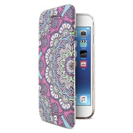Gecko Ultra Tough Hard Cover Protection Flip case for iPhone 8/7/6/6s Pink Mandala - GG840273