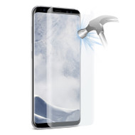 Gecko Full Cover Tempered Glass for Samsung S8 - Clear