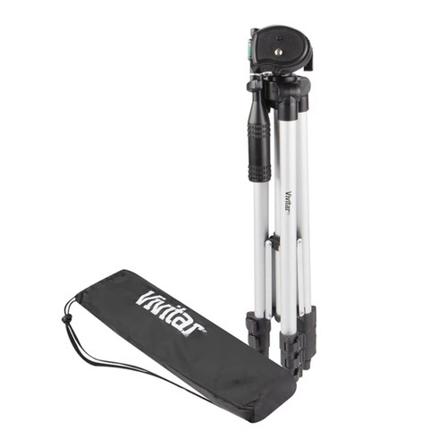 Vivitar 50 inch Tripod and Carry Case