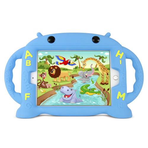 Gecko Kids Alphabet Case for iPad Mini Blue