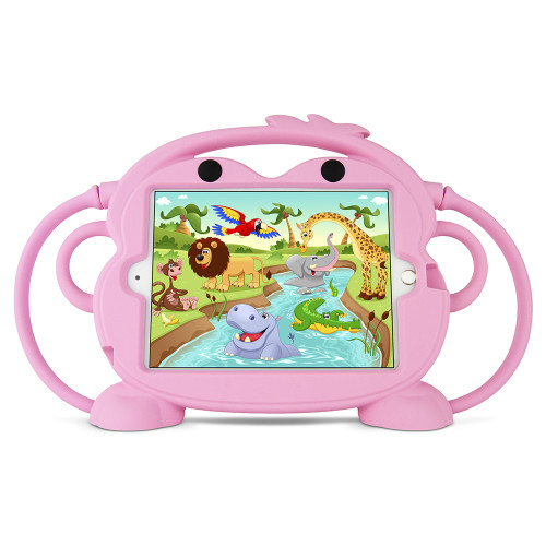 Gecko Monkey Case for iPad Mini Pink