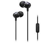 Pioneer Deep Bass In Ear Headphones Black