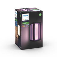 Philips Hue Outdoor Impress Wall Lantern Box
