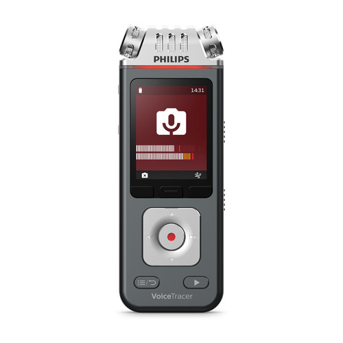 Philips Voice Recorder with Video Accessories