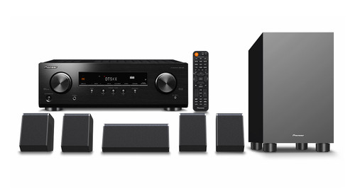 Pioneer HTP-076 Home Theatre System