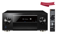Pioneer SCLX704 9.2 ch AVR Front and Remote