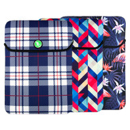 "Gecko Office 13"" Laptop Sleeves Assorted Colours"