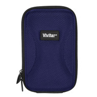 Vivitar Hard Shell Camera Case Blue