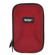 Vivitar Hard Shell Camera Case Red
