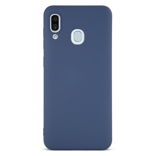 Gecko Gear Blue Flex Case for Samsung A20 and A30