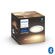 Philips Hue Downlight with Bluetooth Box Shot