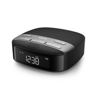 Philips DAB Alarm Clock Radio Hero angle