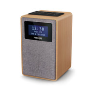 Philips DAB+ Home Alarm Clock Radio