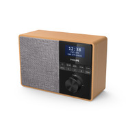 Philips Kitchen Alarm Clock Radio with Bluetooth and DAB+