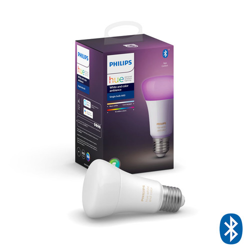 Philips Hue Colour Ambiance Bulb Package