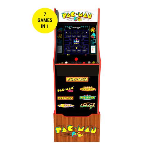 Arcade1Up Pac-Man Premium Machine