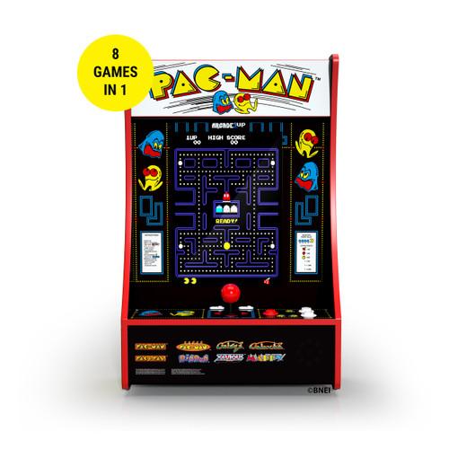 Arcade1Up Pac-Man 8-in-1 Partycade