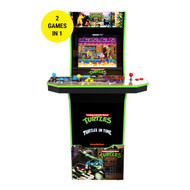 Arcade1Up TMNT Arcade Cabinet Angle