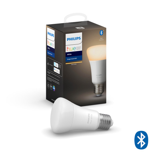 Hue White E27 Bluetooth Bulb Box