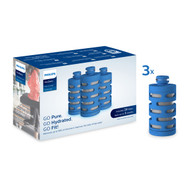 Philips Fitness Filter for Active Bottle 3 pack box