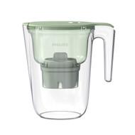Philips Round Filter Jug 2.6L - Green