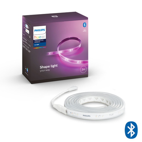 Philips HUE 2m Lightstrip with Bluetooth