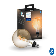 Philips Hue Large Vintage Filament Bulb with Bluetooth