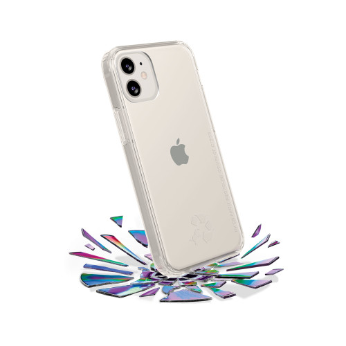 Nimble Clear Disc Case for iPhone 12 Hero