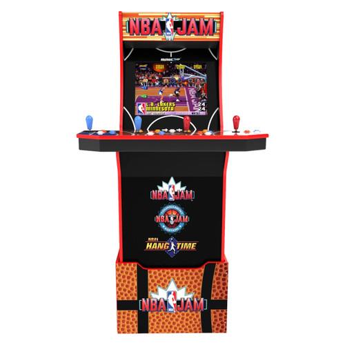 Arcade1Up NBA Jam - front