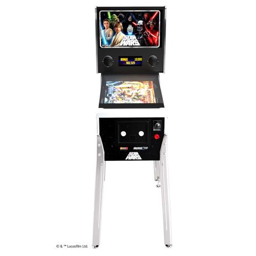Arcade1Up Star Wars Digital Pinball - front