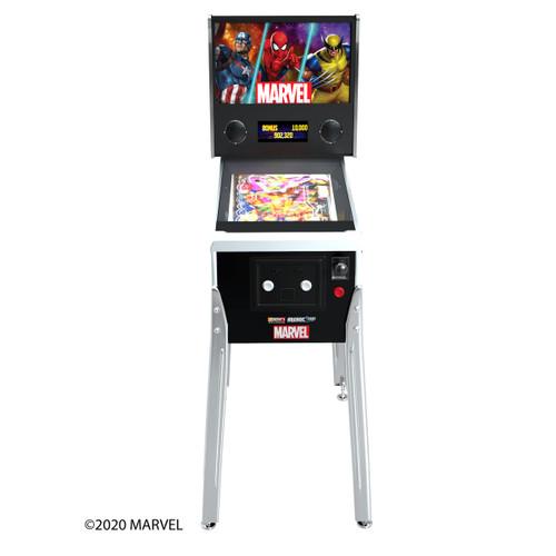 Arcade1Up Marvel Digital Pinball - front