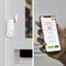 Entry motion sensor and mobile app