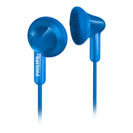 Philips In-EarBud Headphone Blue - SHE3010BL