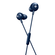 Philips BASS+ In-Ear W/Mic Blue - SHE4305BL