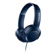 Philips BASS+ On-Ear - Blue - SHL3070BL