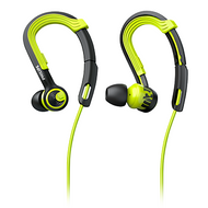 Philips ActionFit EarHook Carbon/Lime - SHQ3400CL
