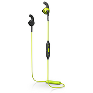 Philips ActionFit Earbud Bluetooth - Carbon/Lime - SHQ6500CL