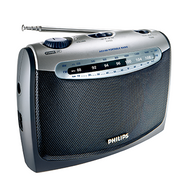 Philips Portable AM/FM Radio - AE2160