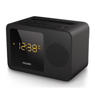 Philips Alarm Clock USB Bluetooth - Black - AJT5300