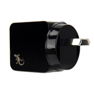 Gecko Single Port USB Wall Charger 2.4 Amp - Black
