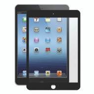 Gecko Bubble-Free Screen Protector for iPad mini 1/2/3 - Black - 2 Pack