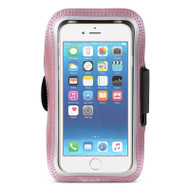 Gecko Active Sports Armband for iPhone 7/6/6s - Pink