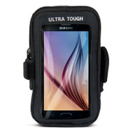 Gecko Ultra Tough Armband for Smartphones/iPhone - Black
