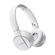 Pioneer Bluetooth headphones White On ear - SEMJ553BTW